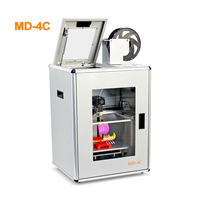 high accuracy strong stability FDM 3D Printer with low price creative gifts smart 3D printer for personal household modeling