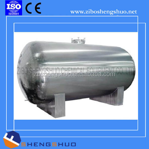 Stainless steel sealed movable storage tank/oil storage tank/water tank with open lid