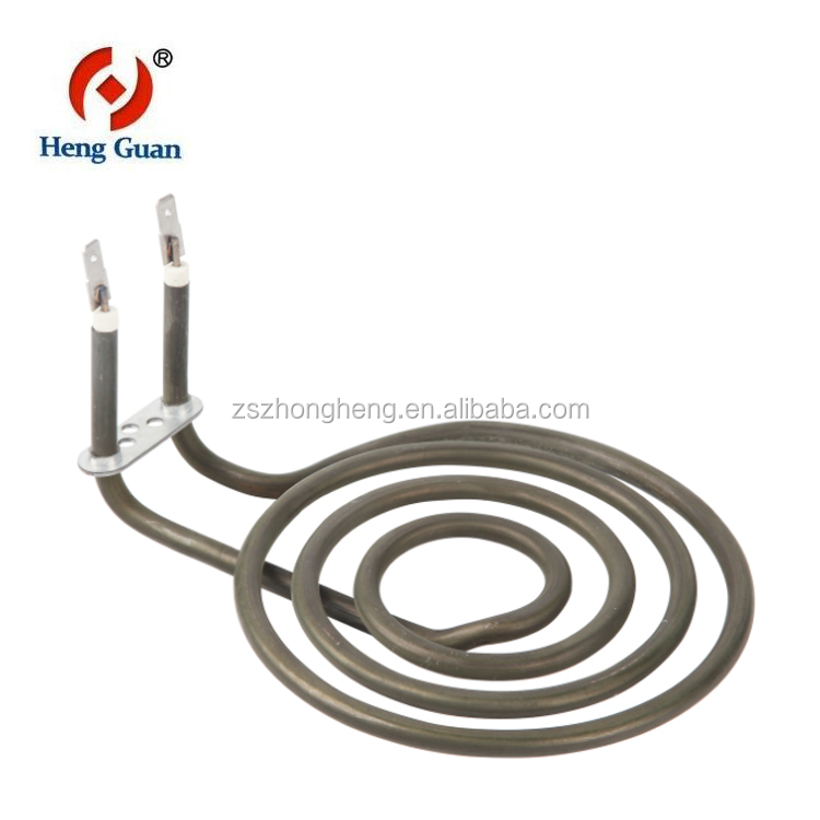 China supplier factory directly SUS304 bluing 1400W custom heating element for sale
