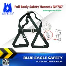 Blue Eagle safety NP787 fall arrest body harness