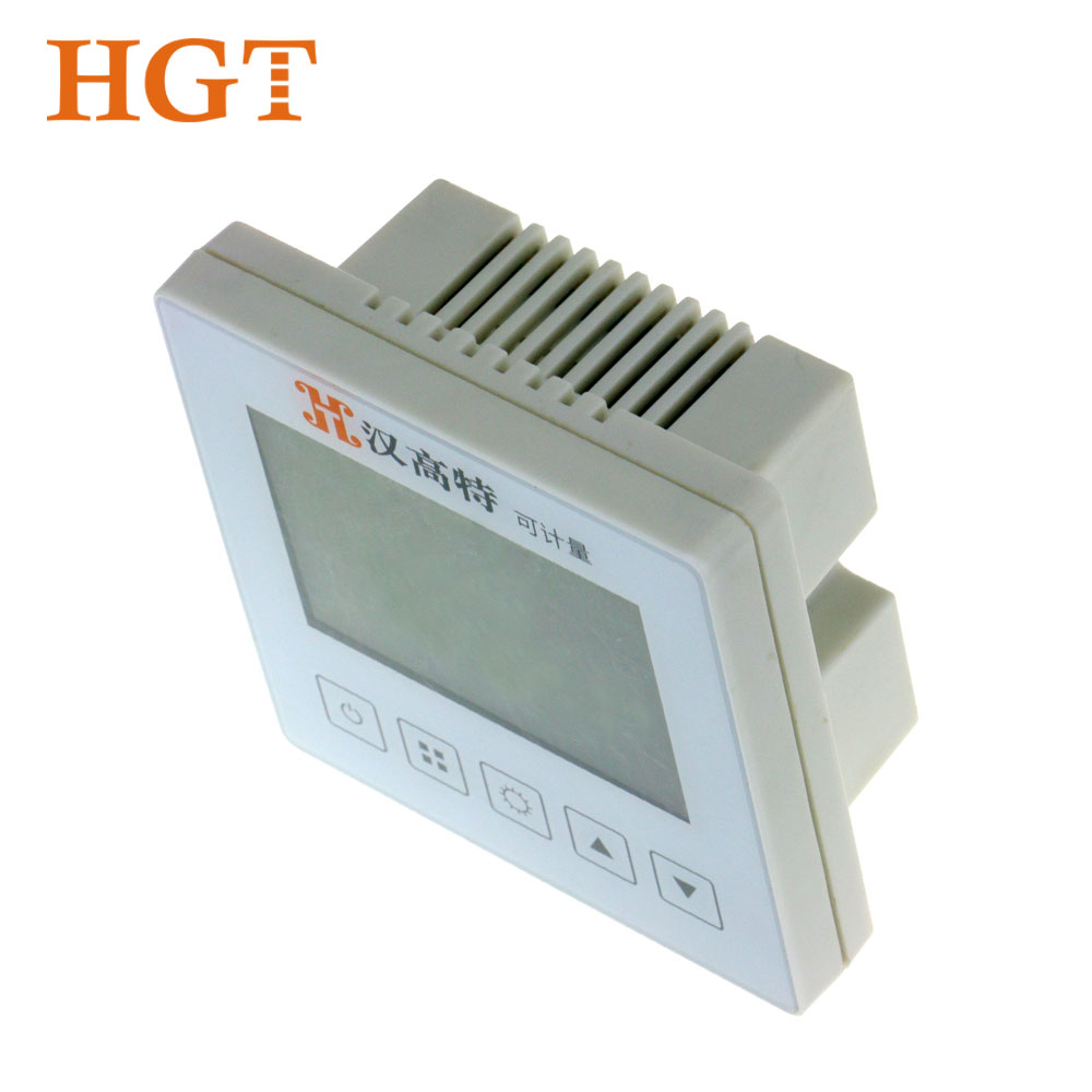 High quality good price fashion measurable digital thermostat for radiator thermostat and other electric heating