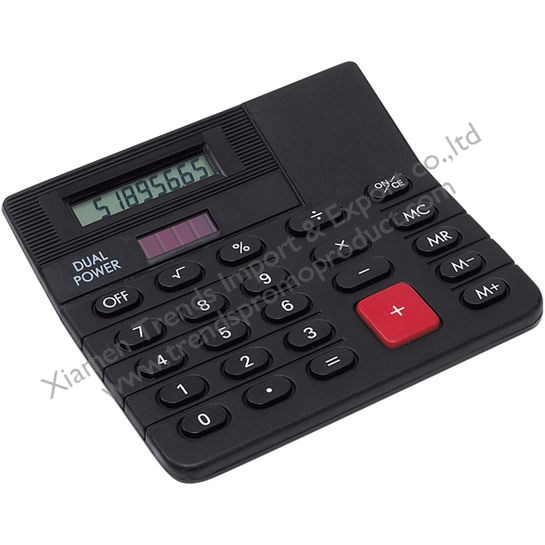 8 digit Corner Mini desktop calculator