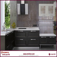 Canadian PVC kitchen cabinet manufacturer in Guanghzou