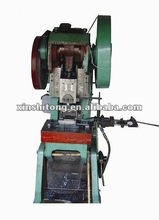 wheel weight clip making machine