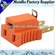 USA 2pins 13a adaptor plug for new style