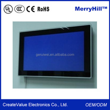 Indoor Advertising Screen 15/ 17/ 19/ 21.5/ 22 inch Touch Screen LCD Display With Motion Sensor