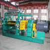 XK-450 rubber mixing mill / open mixing mill with stock blender