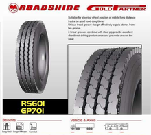 Roadshine tyre manufacturer in China competitive tyre price list