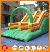 Jumping castle inflatable bouncer hippo inflatable water slide