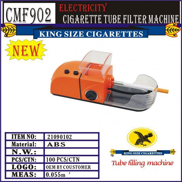 New coming Custom Design electronic free sample machine rolled cigarettes fast shipping