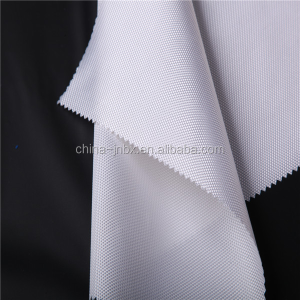 milky white 200d lining fabric of chairs POLYESTER OXFORD FABRIC