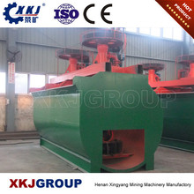 China power copper ore processing series flotation machine with ISO