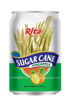 Pineapple Flavor Sugar Cane Drink