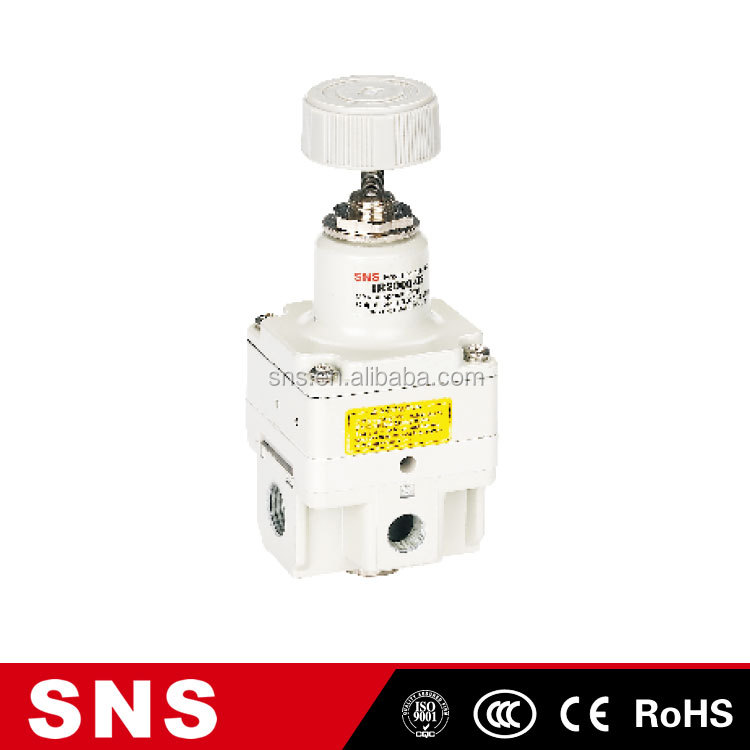 SNS high quality floating solenoid 24v engine valve,precise pressure pneumatic hydraulic reduce valve(IR1000/IR2000 series)