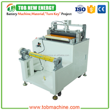 Battery Electrode Automatic Shear Cutting Machine For Lithium Battery Production line