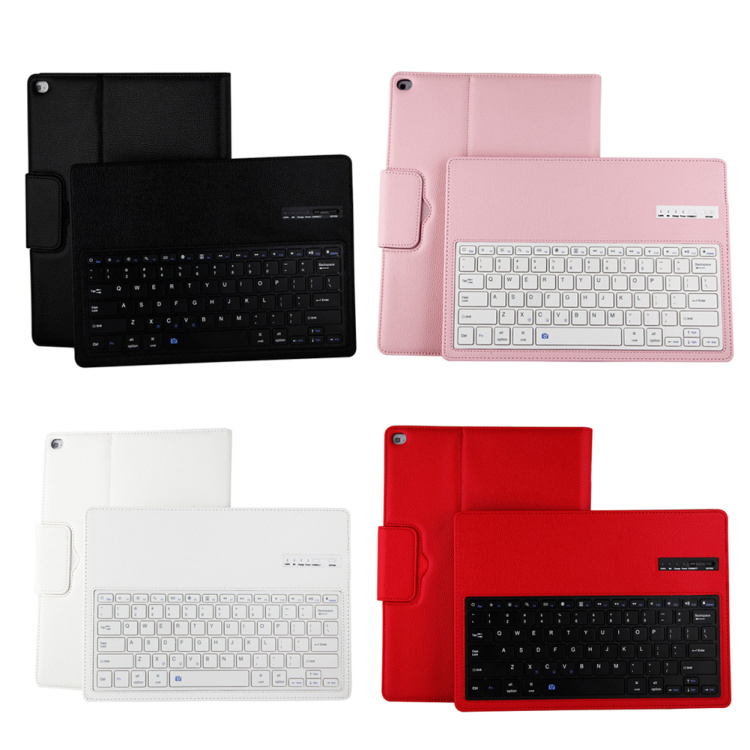 Removable Bluetooth Wireless Keyboard With PU Leather Cover Case For iPad Pro 12.9 inch keyboard