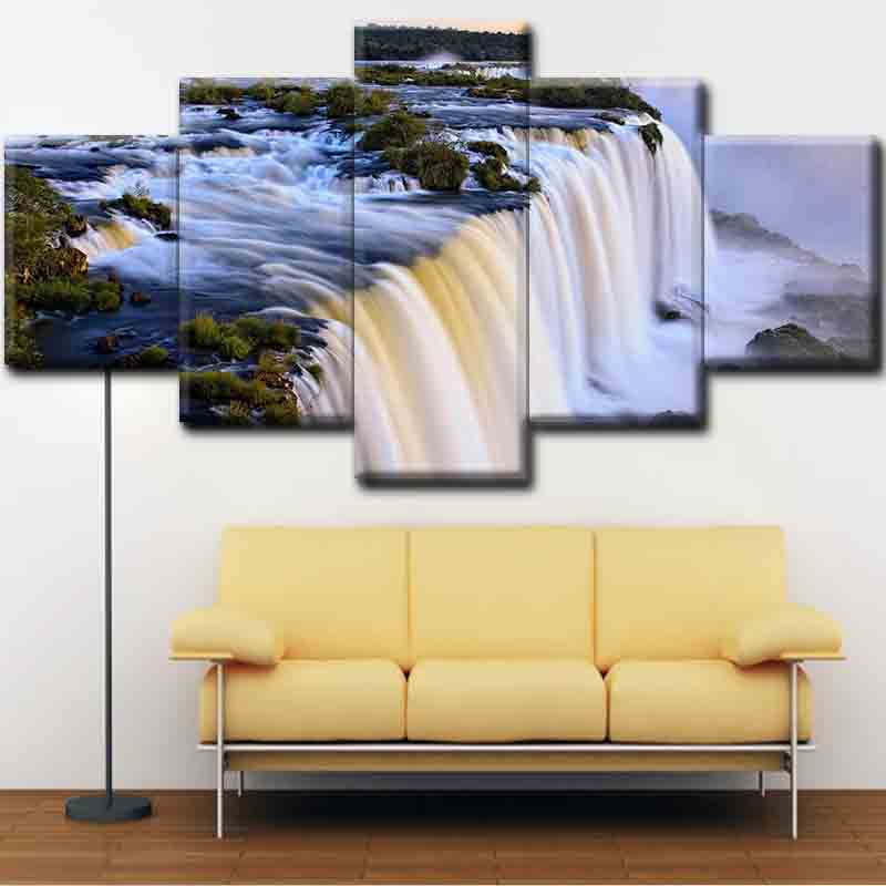 Wholesale waterfall wall decor - Online Buy Best waterfall wall ...