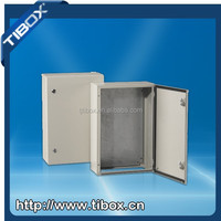 TIBOX steel wall mount switchboard distribution control box