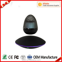 Portable subwoofer cannon egg maglev wireless mini bluetooth speakers for creative gifts