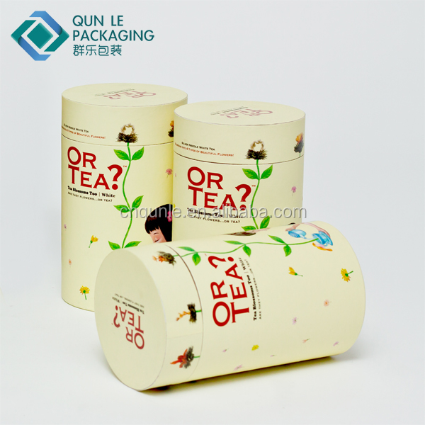 Recycled Paper Cardboard Tea Packaging Boxes Wholesale