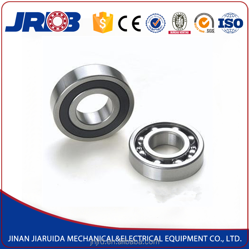 JRDB High Quality Deep Groove Ball Bearings 6001zz for Garden machinery