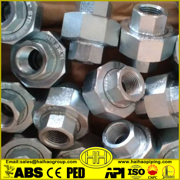 "1/2"" STD A105 