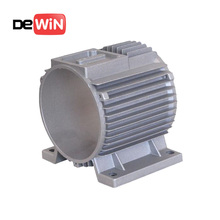 Hot sale High precision automotive parts alloy aluminum die cast motor shell