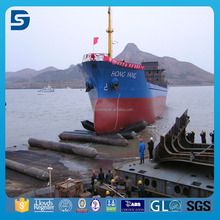 launching and docking rubber marine airbag made in China