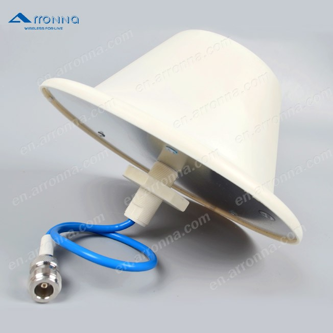 GSM 3G 4G lte indoor omni ceiling mount antenna