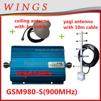 cell phone signal booster GSM80-S 900Mhz China supplier mobile signal booster gsm 980