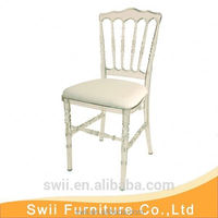 party tables and chairsAcrylic hot selling resin napoleon chair clear Tiffany Chair