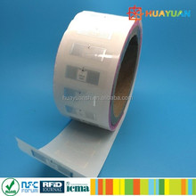 860-960MHz Passive UHF Alien 9620 Higgs3 clothing RFID tag