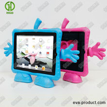 Hot selling eco-friendly material EVA bumper case for ipad 3