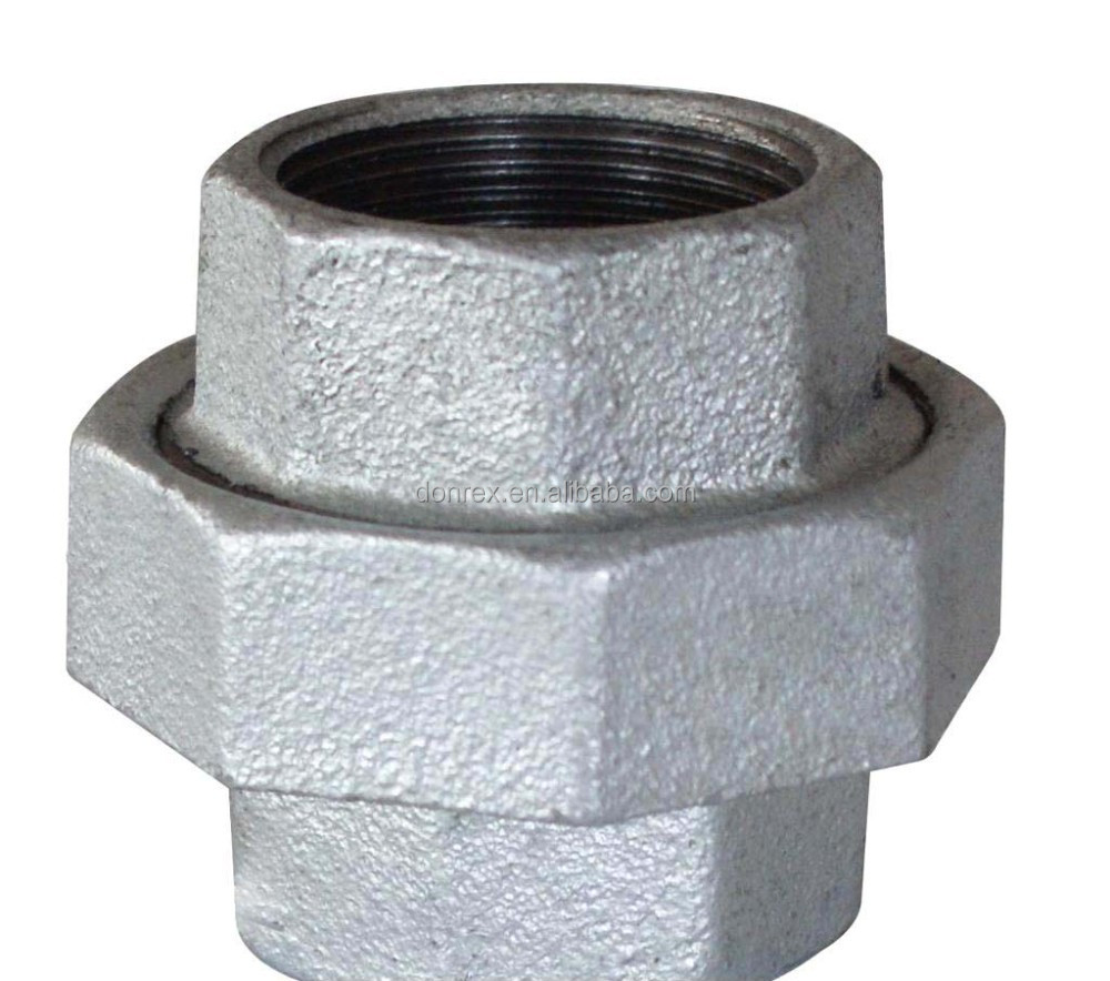 Galvanized pipe fittong nipple