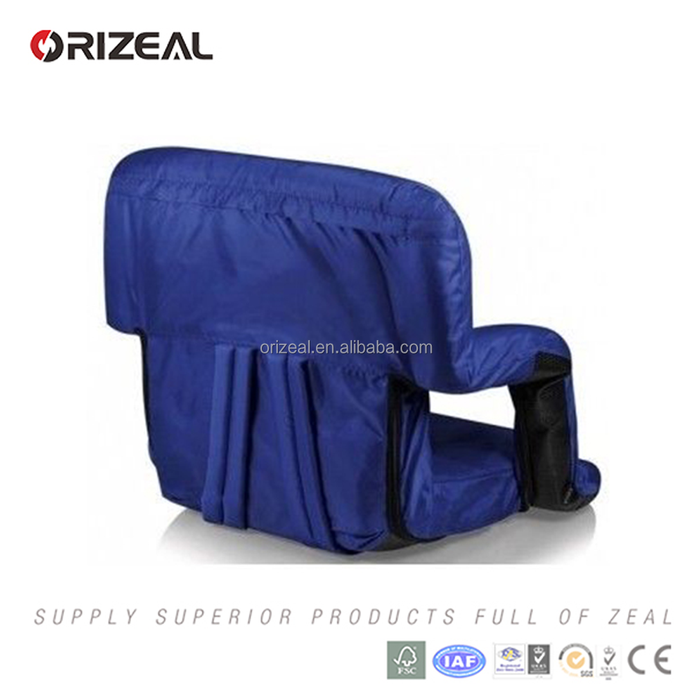 Picninc Portable Foldable Ventura Reclining Stadium Seat With Back Support And Arms - Buy Portable Reclining SeatPortable Outdoor SeatPortable Seat With ...  sc 1 st  Alibaba : reclining stadium seat - islam-shia.org