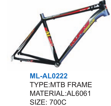 GOOD QUALITY CHINA MTB ALLOY FRAME ALUMINUM 6061