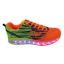 Colorful APP Controlled Flashing Adults Led Shoes