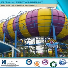 attractive popular amusement equipment, floating water park