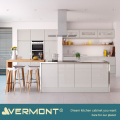 2018 Vermont New MDF Paint French Kitchen Island For I shape KItchen Cabinets