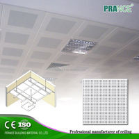 Attractive Fashion Vinyl Faced Ceiling Tiles