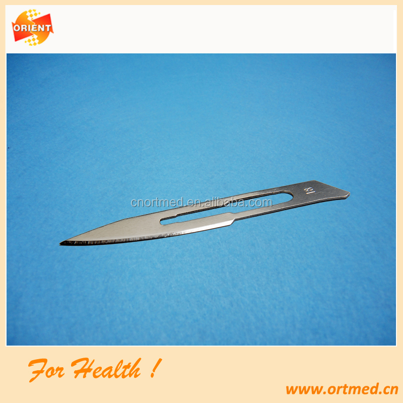 High quality/Good quality Sharp Point safety surgical knife blade