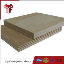 Low price of 3mm elm commercial plywood With Long-term Service