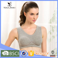 Hot Selling High Quality Sexy Bra Penty Thermal Cotton Bra