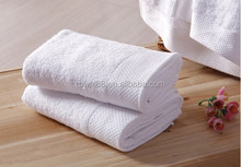 China Hotel Towel Sets with super soft texture