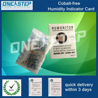 Water proof packing cobalt free humidity indicator paper