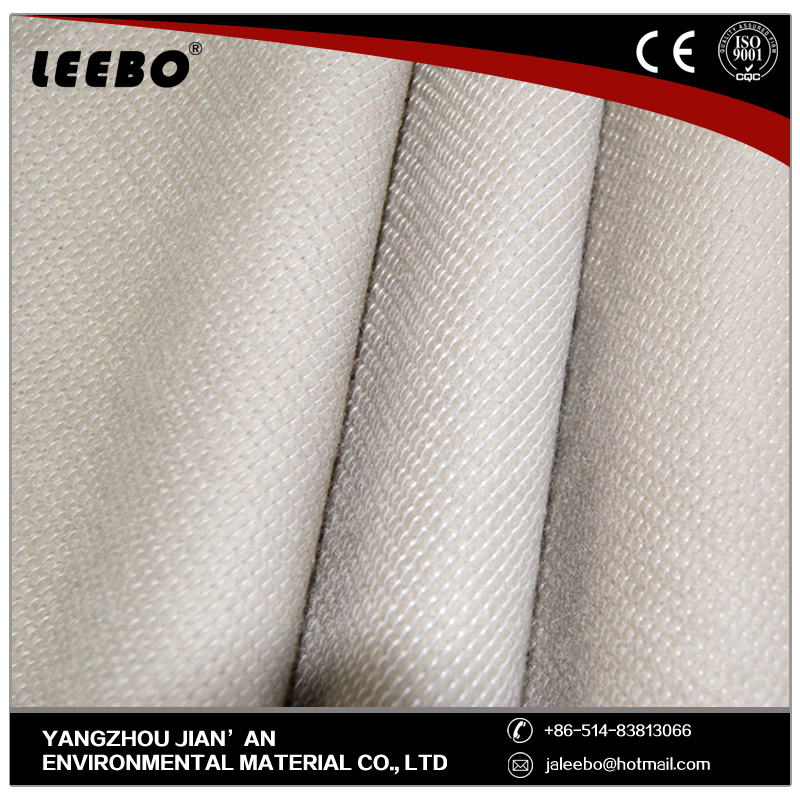 high grade many usage fabric made recycled plastic bottles