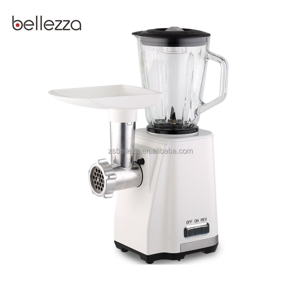 Mini Electric National Juicer Mixer Grinder Blender With Glass Jar ...