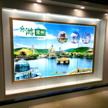 1.5mx3m 3D Hologram Lenticular Material Made Indoor 3D Advertising Decorative Picture