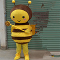 Hola bee mascot costume for adult/lovely mascot costume/bee costume