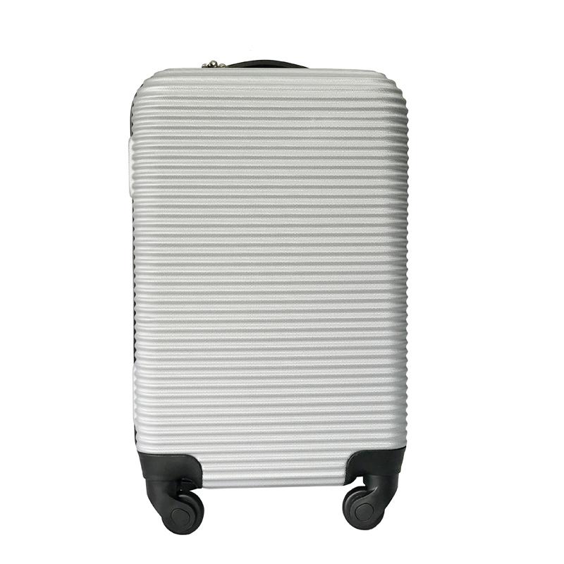 3 piece trolley luggage set bag